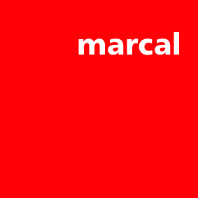logo marcal signalétique & design graphique architectural